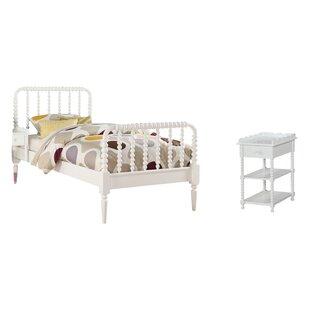 Keziah Panel Configurable Bedroom Set by Mistana