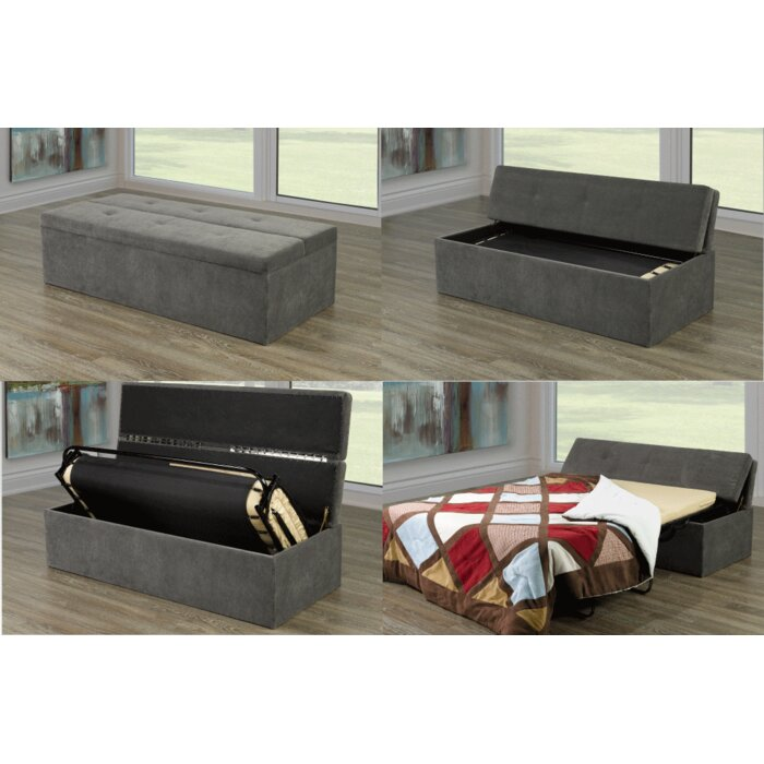 luxurious sturdy with super folding mattress memory premium dp foam strong frame bed milliard