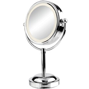 Find the perfect Leticia Sided Lighted Bathroom/Vanity Mirror By Symple Stuff