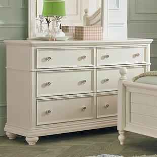 Viv + Rae Adele 6 Drawer Double Dresser
