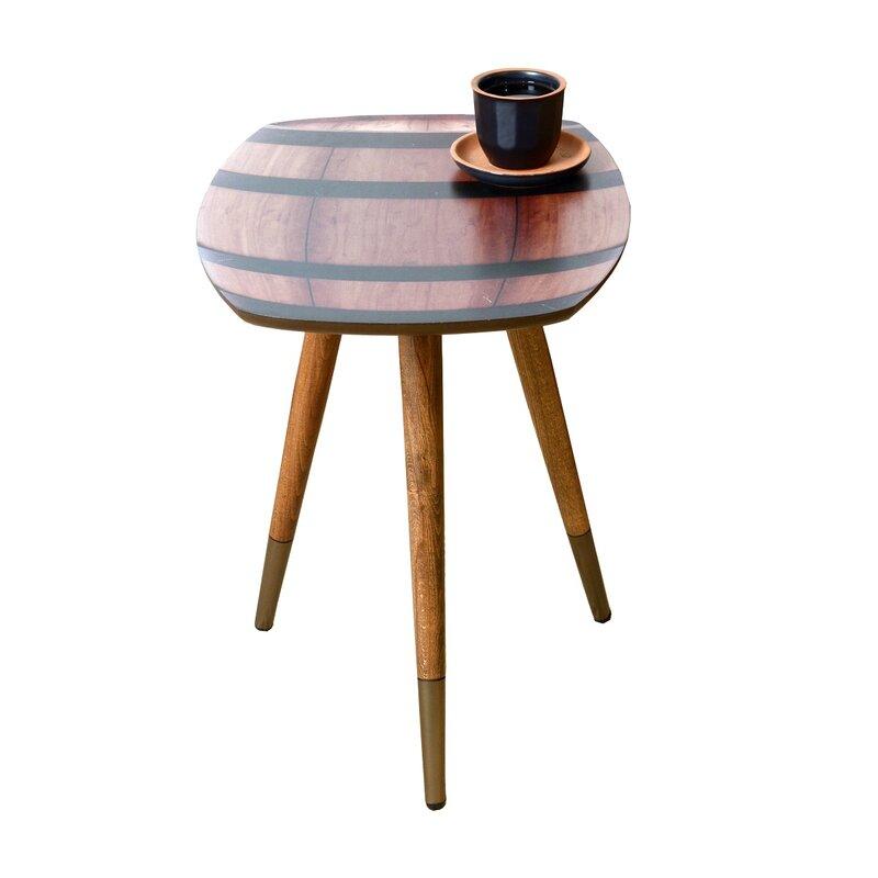 Corrigan Studio Annie 3 Legs End Table