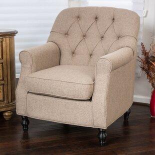 Pancoast Armchair by Alcott Hill