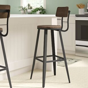 Victorville 75cm Bar Stool (Set Of 2) By Borough Wharf