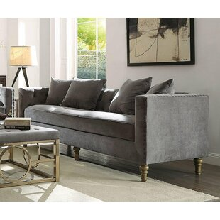Bungalow Rose Fawke Cozy Elegant Sofa