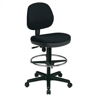 Office Star Products Mid-Back Drafting Chair