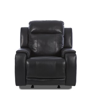 Biali Recliner with Headrest and Lumbar Support by Red Barrel Studio