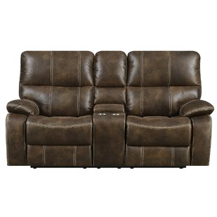 17 Stories Diorio Reclining Loveseat