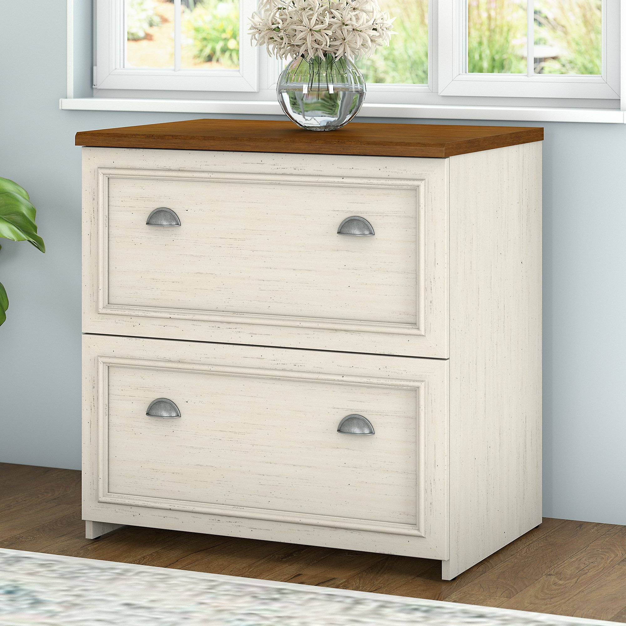 White Wood Filing Cabinets You Ll Love In 2020 Wayfair