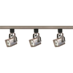 Nuvo Lighting 3-Light Square Track Kit