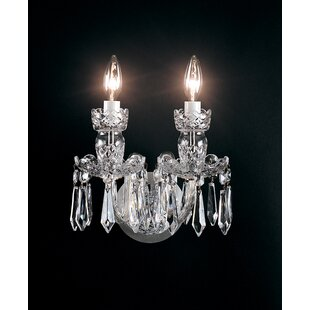 Avoca 2-Light Candle Wall Ligh..
