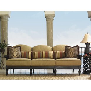 Kingstown Sedona Patio Sofa with Cushions by Tommy Bahama Outdoor