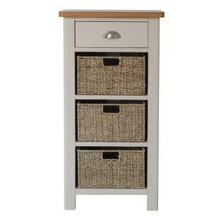 Candi 50cm X 100cm Free-Standing Cabinet By August Grove