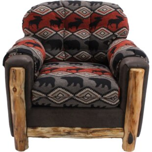 Millwood Pines Tatman Club Chair