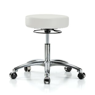 Height Adjustable Massage Therapy Swivel Stool by Perch Chairs & Stools 2019 Sale