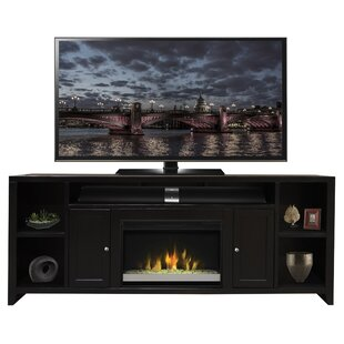 Garretson 84 TV Stand with Fireplace by Darby Home Co