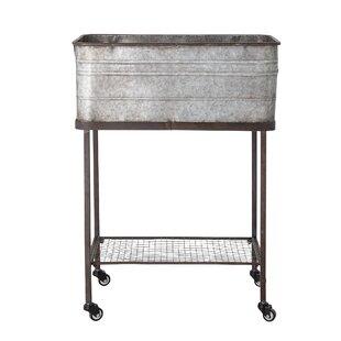 Heidimalucca 10 L Metal Storage Box By Brambly Cottage