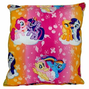 My Little Pony Indoor/Outdoor Throw Pillow