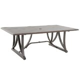 Gerolf Metal Dining Table