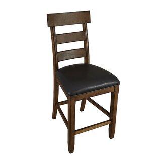 Loon Peak Billings Upholstered Dining Chair (Set of 2)
