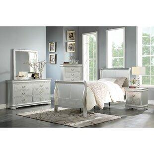 Sophia Sleigh Configurable Bedroom Set