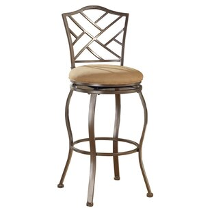 Dallas 30 Swivel Bar Stool by DarHome Co