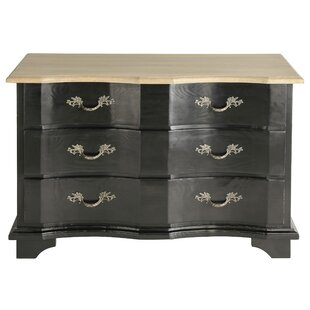 Lukeson 3 Drawers Chest By Astoria Grand