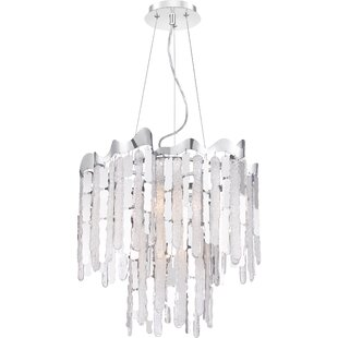 Orren Ellis Reinke 4-Light Novelty Chandelier