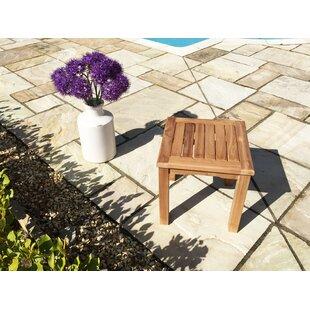 Buskerud Teak Coffee Table By Sol 72 Outdoor