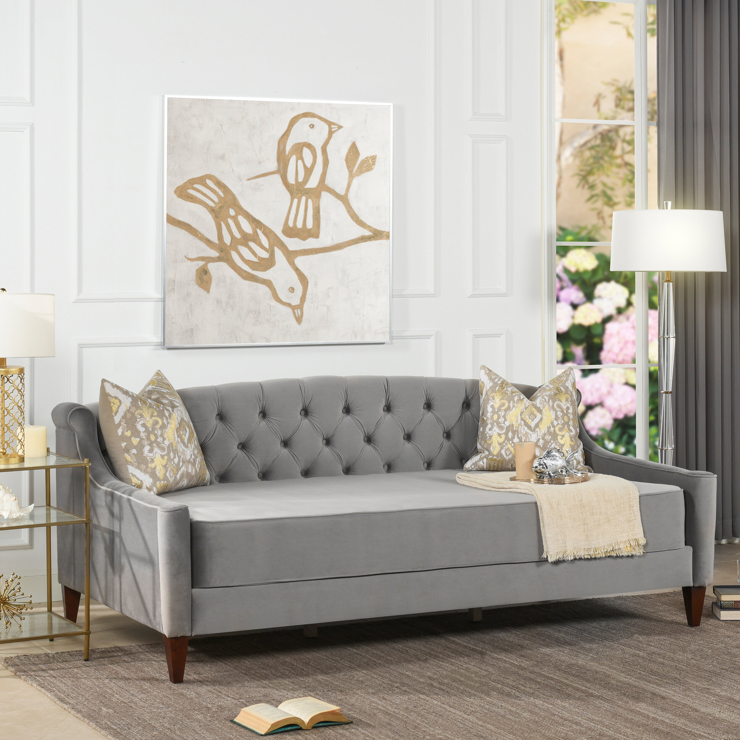 Willa Arlo Interiors Gilmore Twin