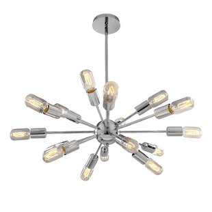 Wade Logan Boswell 16-Light Chandelier