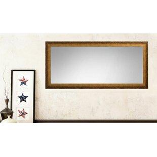 Millwood Pines Tyndalls Park Tarnished Bathroom/Vanity Mirror