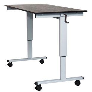 Standing Desk in White