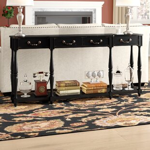 Compare & Buy Luann Console Table By Darby Home Co