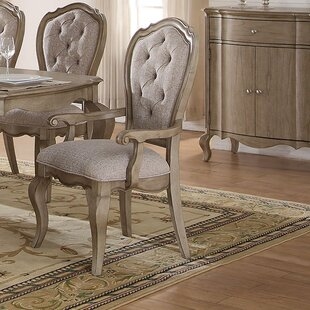 Chelmsford Arm Chair (Set of 2) by A&J Ho..