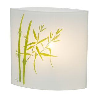 Bamboo 10 Table Lamp