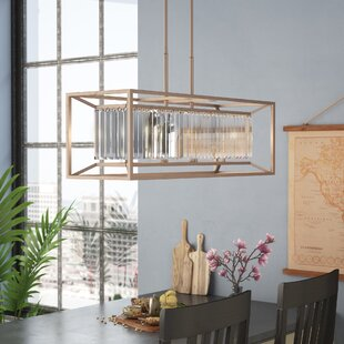 Syracuse 4-Light Kitchen Island Pendant