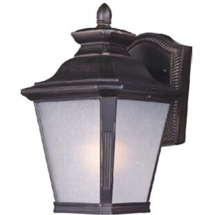 Read Reviews Sunbury 1-Light Outdoor Wall Lantern By Darby Home Co