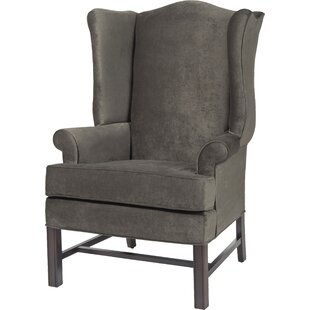 Wayne Wingback Chair by Darby Home Co