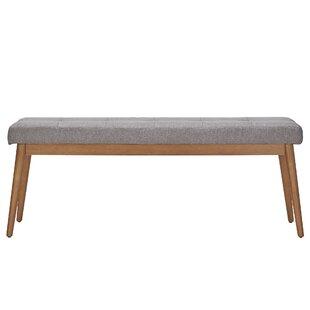 Mercury Row Blaisdell Upholstered Bench