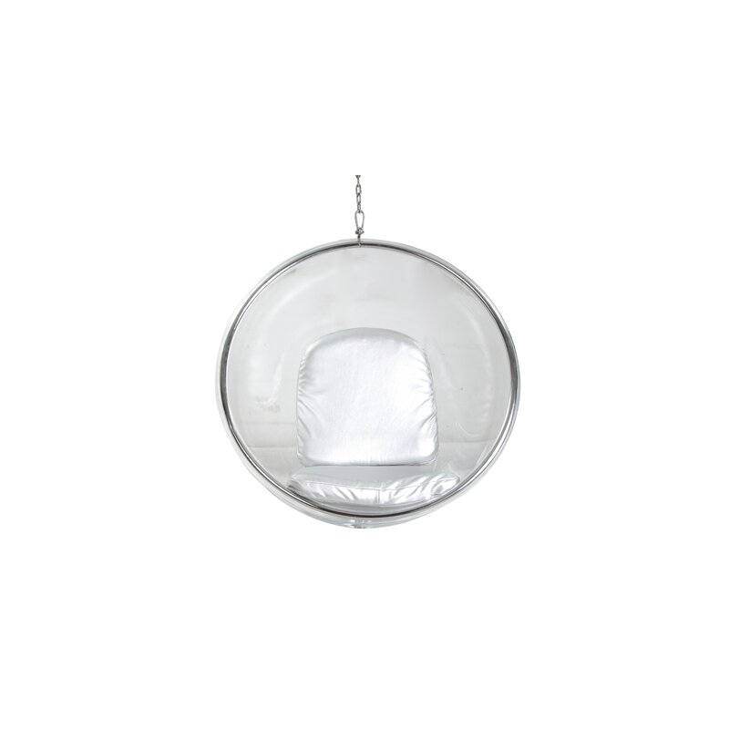 Bubble Style Hanging Ceiling Balloon Chair  sc 1 st  Wayfair & Kardiel Bubble Style Hanging Ceiling Balloon Chair u0026 Reviews | Wayfair
