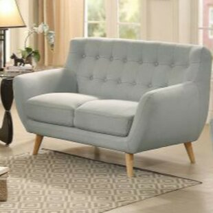 Affordable Vicente Loveseat by Brayden Studio Reviews (2019) & Buyer's Guide