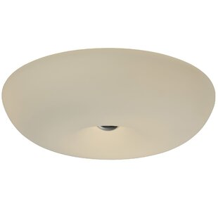 Varaluz Swirled 3-Light Flush Mount