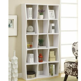 Voorhies Standard Bookcase by Latitude Run