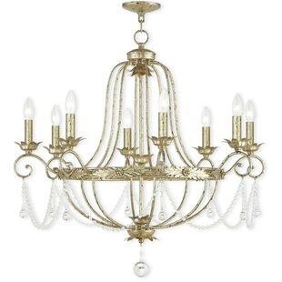 Astoria Grand Cargan 8-Light Chandelier