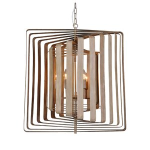 Torcia II 6-Light Candle-Syle Chandelier