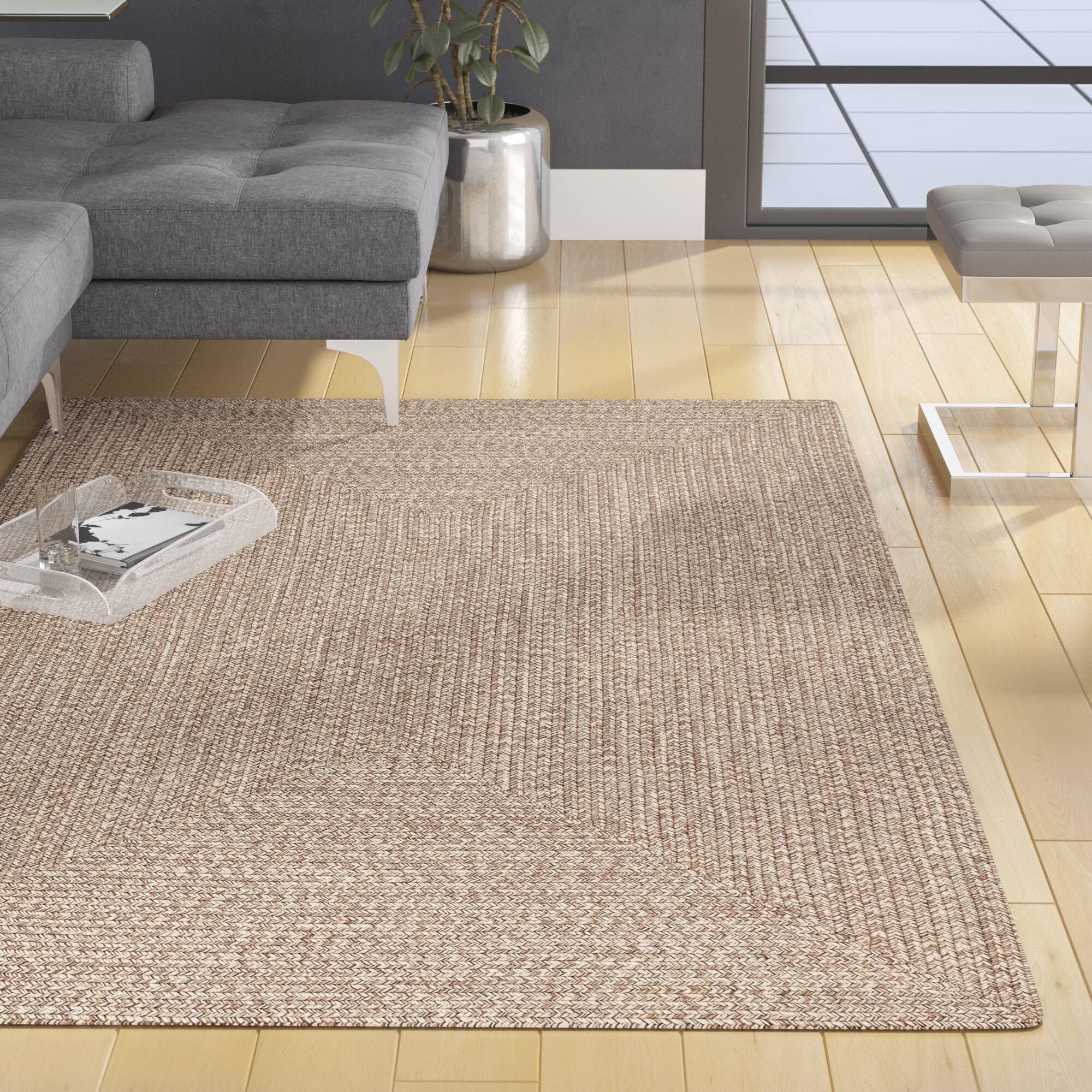 Indoor Outdoor Round Area Rugs Free Shipping Over 35 Wayfair
