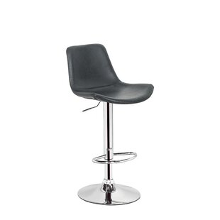 Purchase Stamm Unique Hydraulic Adjustable Height Swivel Bar Stool by Orren Ellis Reviews (2019) & Buyer's Guide