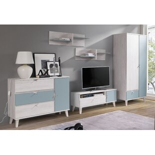 Olive Entertainment Unit For TVs Up To 50