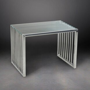 Prisco End Table by RMG Fine Imports