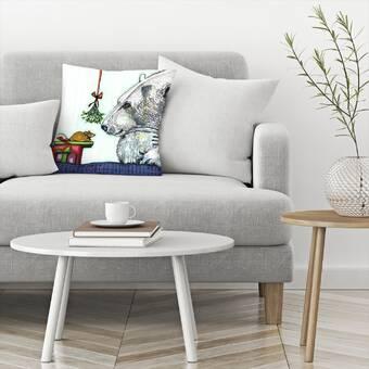 Millwood Pines Oisin Mallard Family Indoor Outdoor Throw Pillow Cover Wayfair